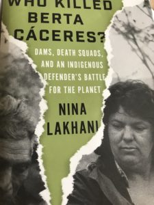 Cover image of Who Killed Berta Caceres?