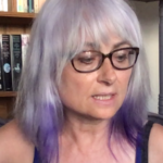 Writer and activist Jessica Townsend.