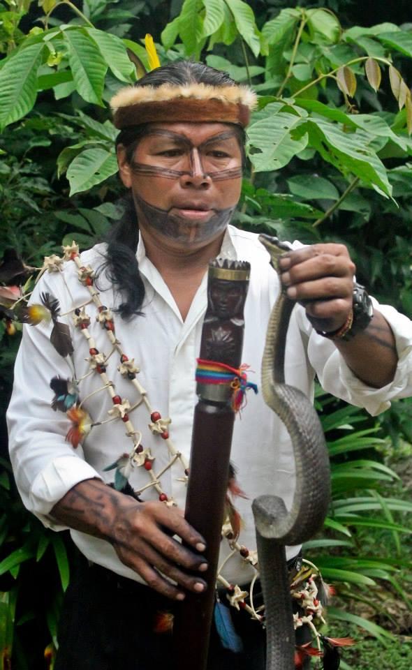 José Gualinga